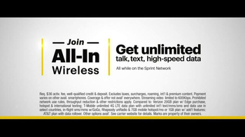Sprint All-In Wireless TV Spot, 'Followers' Featuring David Beckham - Thumbnail 7