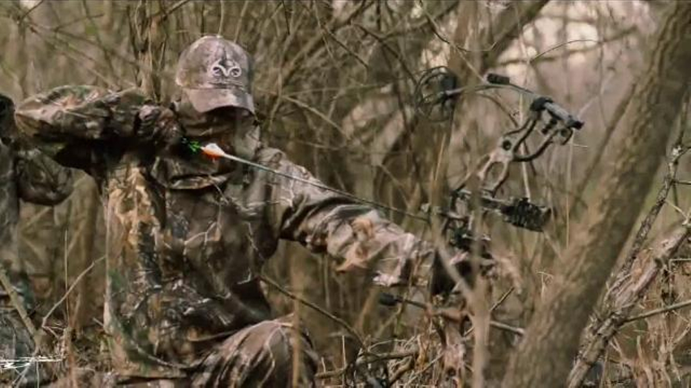 Realtree Xtra TV Commercial, 'Most Effective Camouflage Pattern'