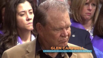 I'll Be Me Alzheimer's Fund PSA TV Spot, 'Truth' Featuring Glen Campbell - 38 commercial airings