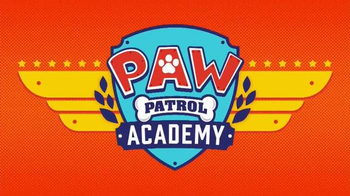 Paw Patrol Academy TV Spot, 'No Pup is Too Small'
