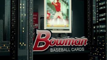Bowman Baseball Cards TV Spot, 'Before' - Thumbnail 1
