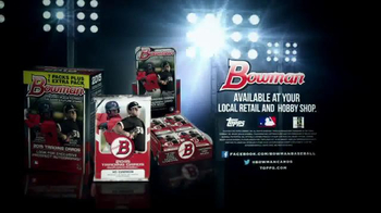 Bowman Baseball Cards TV Spot, 'Before'