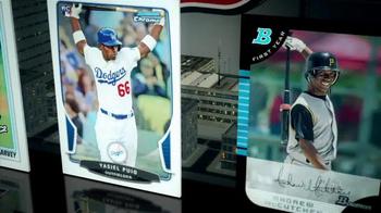 Bowman Baseball Cards TV Spot, 'Before' - Thumbnail 4