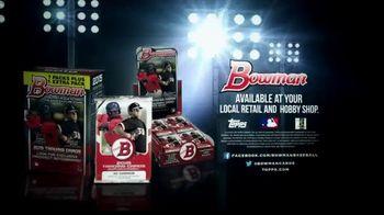 Bowman Baseball Cards TV Spot, 'Before'