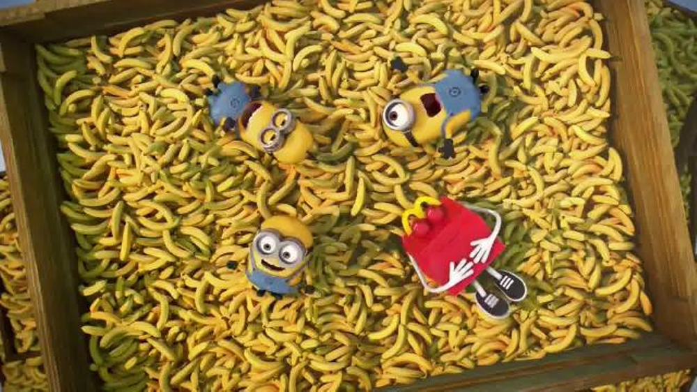 McDonald's Happy Meal TV Commercial, 'Minions'
