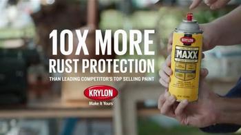 Krylon COVERMAXX TV Spot, 'Yard Sale Hijack: Old Watering Can' - Thumbnail 4