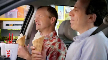 Sonic Drive-In Ice Cream Cone Day TV Spot, 'Everybody Except Bobby' - Thumbnail 2