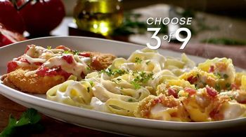 Olive Garden Create Your Own Tour of Italy TV Spot, 'A First' - Thumbnail 5