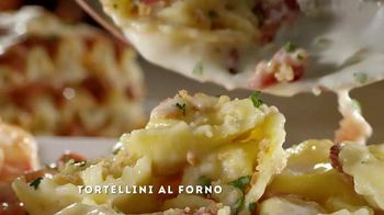 Olive Garden Create Your Own Tour of Italy TV Spot, 'A First' - Thumbnail 8