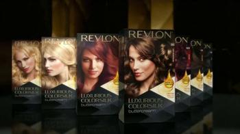 Revlon Luxurious Colorsilk TV Spot, 'Luminoso, Sedoso, Intenso' [Spanish] - Thumbnail 4