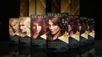 Revlon Luxurious Colorsilk TV Spot, 'Luminoso, Sedoso, Intenso' [Spanish] - Thumbnail 5