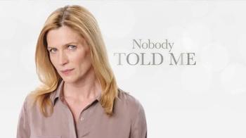 Premarin TV Spot, 'Nobody Told Me' - Thumbnail 1