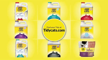 Purina Tidy Cats Lightweight Plus Glade TV Spot, 'Every Home, Every Cat' - Thumbnail 7