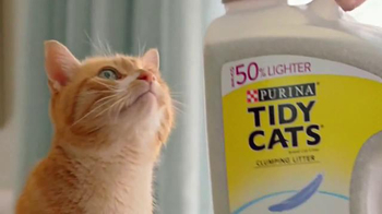 Purina Tidy Cats Lightweight Plus Glade TV Spot, 'Every Home, Every Cat' - Thumbnail 5