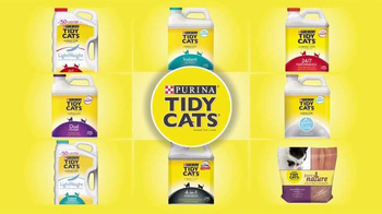 Purina Tidy Cats Lightweight Plus Glade TV Spot, 'Every Home, Every Cat' - Thumbnail 6