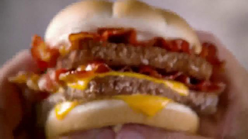 Wendy's Baconator TV Spot, 'In the Microwave' - Thumbnail 6