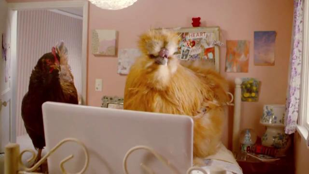 Burger King Chicken Fries TV Commercial, 'Webchat'