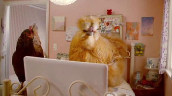 Burger King Chicken Fries TV Spot, 'Webchat' - 1539 commercial airings