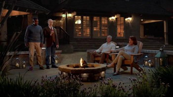 Farmers Insurance TV Spot, 'Firepit: University of Farmers' - Thumbnail 4