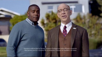 Farmers Insurance TV Spot, 'Firepit: University of Farmers' - Thumbnail 7