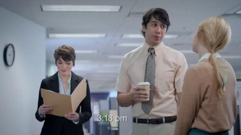 Rold Gold Pretzel Dippers TV Spot, 'Mid-Afternoon' - Thumbnail 1