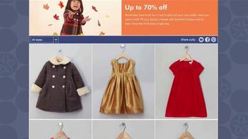 Zulily TV Spot, 'Dresses for Girls' - Thumbnail 2
