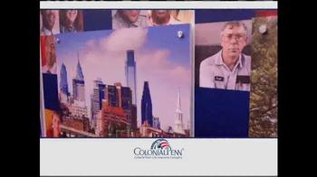 Colonial Penn Guaranteed Acceptance TV Spot, 'Hard Times' Feat. Alex Trebek - Thumbnail 1