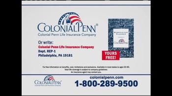 Colonial Penn Guaranteed Acceptance TV Spot, 'Hard Times' Feat. Alex Trebek - Thumbnail 8