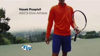 Tennis Warehouse TV Spot, 'ASICS Elite Athlete' Featuring Vasek Pospisil - 19 commercial airings