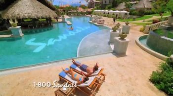Sandals Resorts TV Spot, \'Included and Unlimited\' Song by Tim McMorris