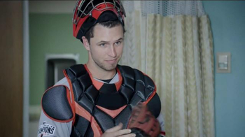 Esurance TV Spot, 'Sorta Doctor' Featuring Buster Posey - 2022 commercial airings