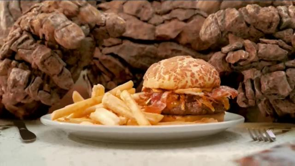 Denny's Thing Burger TV Commercial, 'Fantastic Four'