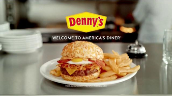 Denny's Thing Burger TV Spot, 'Fantastic Four' - Thumbnail 6