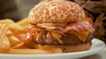 Denny's Thing Burger TV Spot, 'Fantastic Four' - Thumbnail 1