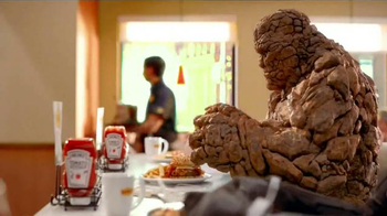 Denny's Thing Burger TV Spot, 'Fantastic Four' - Thumbnail 3