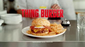 Denny's Thing Burger TV Spot, 'Fantastic Four' - Thumbnail 5