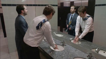 Clorox TV Spot, 'Public Restroom' - Thumbnail 2