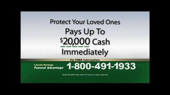 Funeral Advantage TV Spot, 'Protect Your Loved Ones'