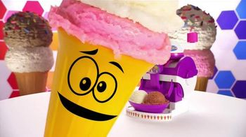 Cra-Z-Art The Real 2 in 1 Ice Cream Maker TV Spot, 'Double the Fun' - Thumbnail 2