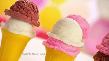 Cra-Z-Art The Real 2 in 1 Ice Cream Maker TV Spot, 'Double the Fun' - Thumbnail 3