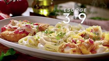Olive Garden Crea tu Propio Tour of Italy TV Spot, 'Primera vez' [Spanish] - Thumbnail 4