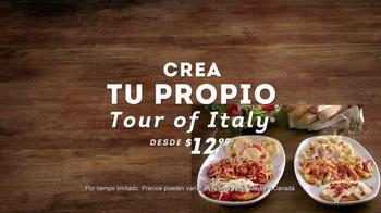 Olive Garden Crea tu Propio Tour of Italy TV Spot, 'Primera vez' [Spanish] - Thumbnail 7