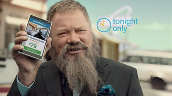 Priceline.com Tonight Only Deals TV Spot, 'Stranded' - 5610 commercial airings