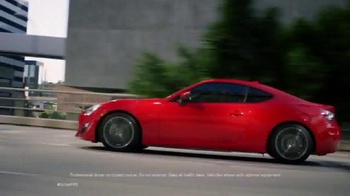 2015 Scion FR-S TV Spot, 'Exhilarating Ride'