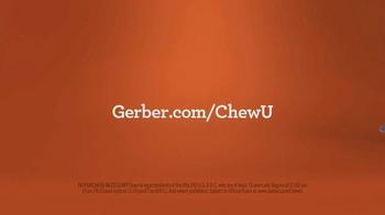 Gerber Lil' Bits TV Spot, 'Chew University: Passing Notes' - Thumbnail 6