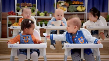 Gerber Lil' Bits TV Spot, 'Chew University: Passing Notes' - 403 commercial airings