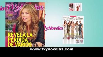 TVyNovelas TV Spot, 'Instantáneas' [Spanish] - Thumbnail 1