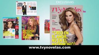 TVyNovelas TV Spot, 'Instantáneas' [Spanish] - Thumbnail 2