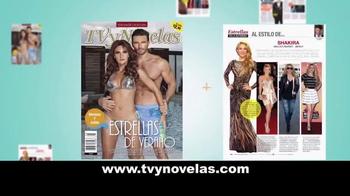 TVyNovelas TV Spot, 'Instantáneas' [Spanish] - Thumbnail 5