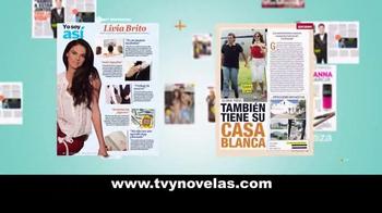 TVyNovelas TV Spot, 'Instantáneas' [Spanish] - Thumbnail 6